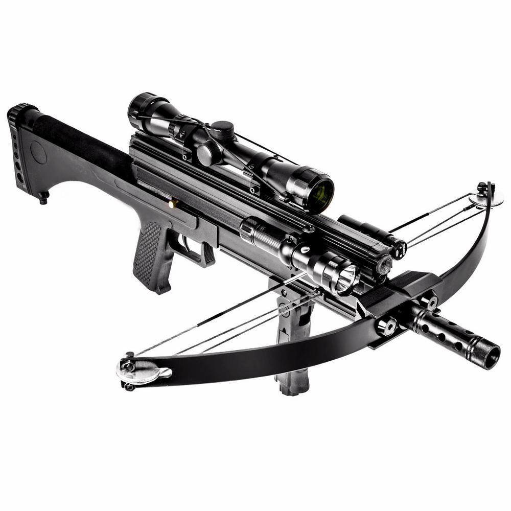 CAMOUFLAGE SPORTSMAN 80 LB CROSSBOW bolts ARCHERY hunting pistol CAMO new arrows