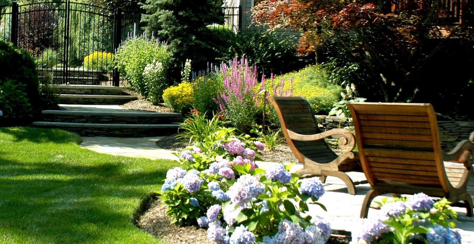 """For me nature is not landscape, but the dynamism of ... on Backyard Landscape Designers Near Me  id=44620"