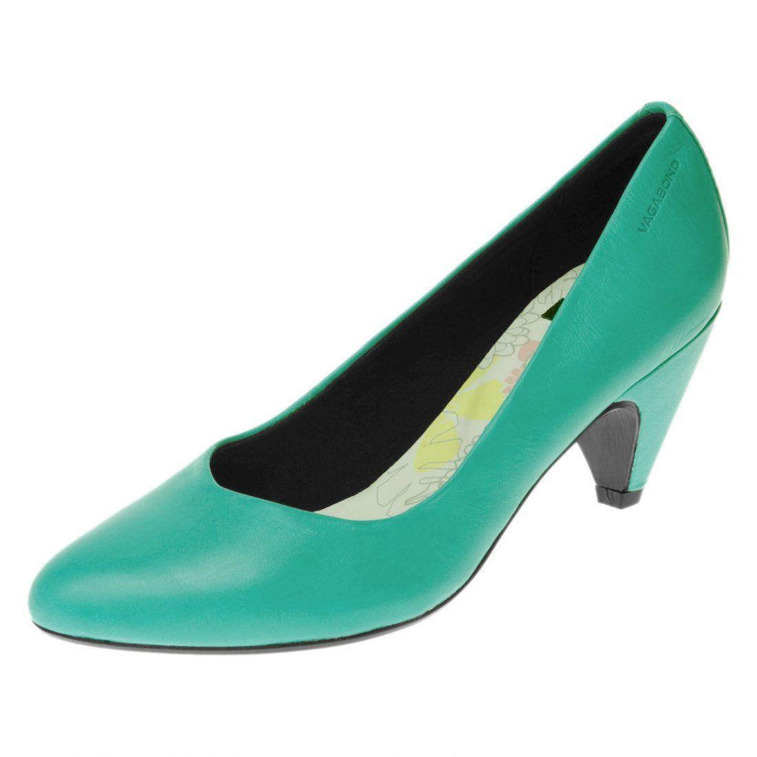 Turquoise Shoes... Yes Please. By Vagabond @ Zalando