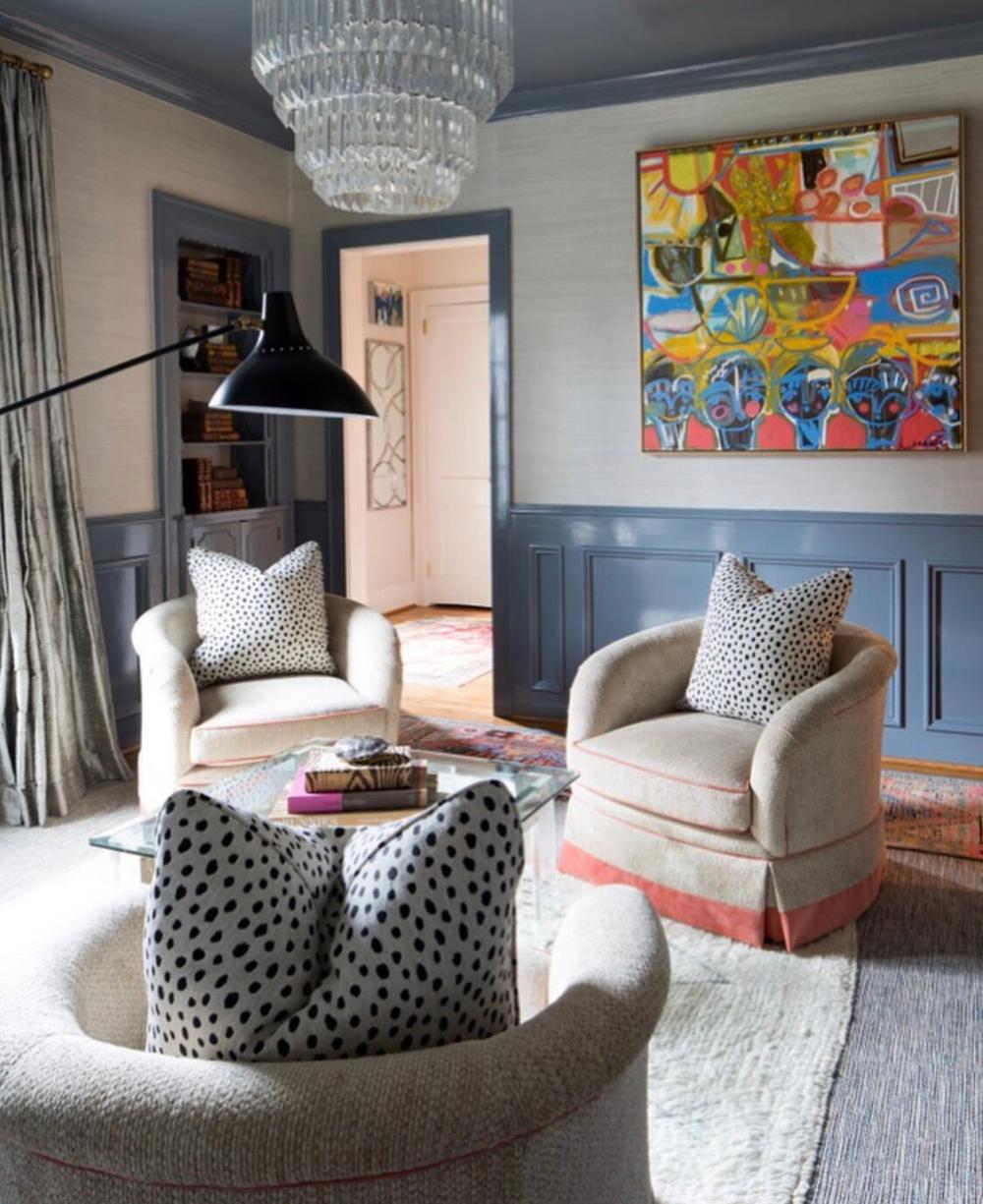 Sally King Benedict Whitney Durham Interiors Julie Wynne Jones Art Design Consulting In 2020 Interior Living Room Inspiration Interior Art