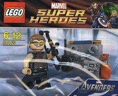 30165-1: Hawkeye with equipment
