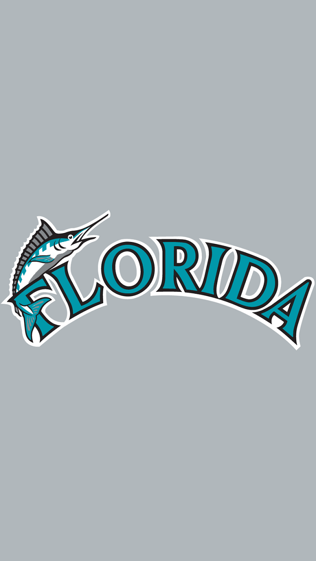 Florida Marlins 1993 Baseball Teams Logo Mlb Logos Mlb Wallpaper