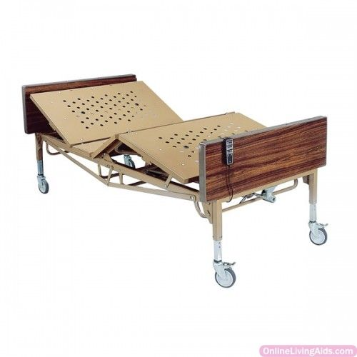 Drive Medical - 15300 - Full Electric Bariatric Hospital Bed