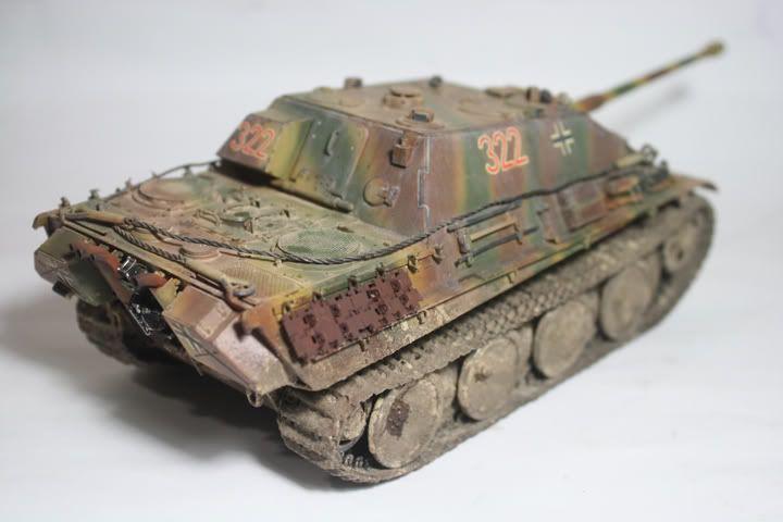 Dragon Jagdpanther