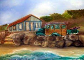 My Memory of Surf City- 2007
