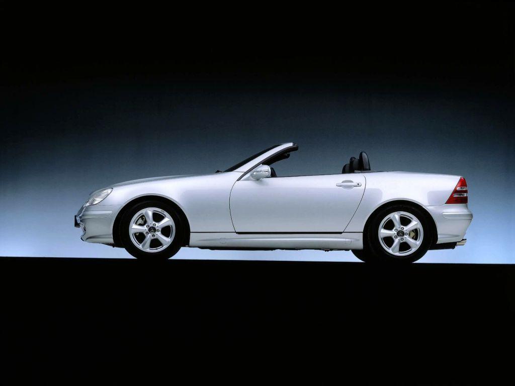 Mercedes Benz Slk Klasse R170 1996 2000 Mercedes Benz Slk