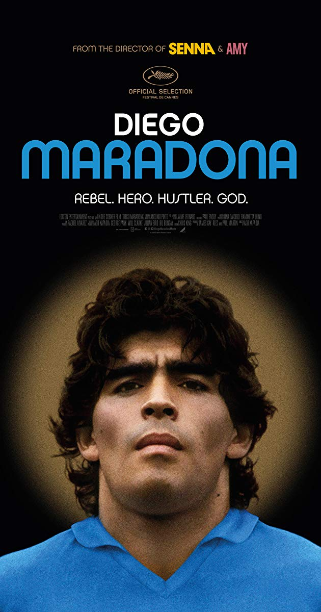 Directed by Asif Kapadia. With Diego Armando Maradona ...