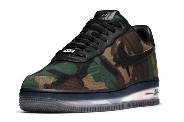 Featured Shoes: Nike Air Force 1 Vac Tech Sneakers   Nike
