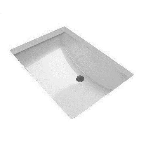 Mirabelle MIRU1812WH Undermount Style Bathroom Sink - White at ...