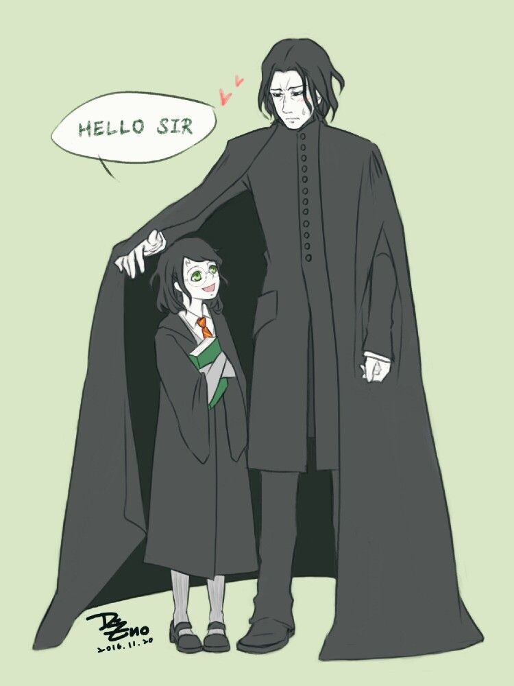 Fem Harry with Snape | Harry Potter Ships in 2019 | Harry