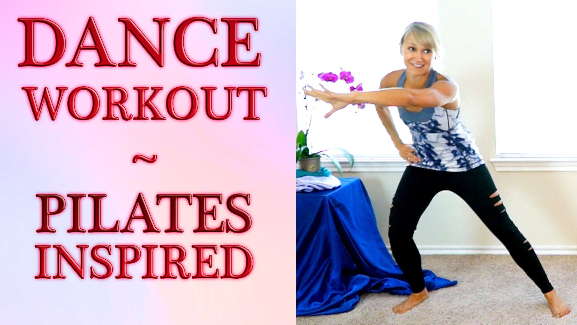 Fun Beginners Dance Workout For Weight Loss - At Home Cardio Exercise Dance Routine This is dance workouts videos to do at home to lose belly fat and weight ... #cardiopilates