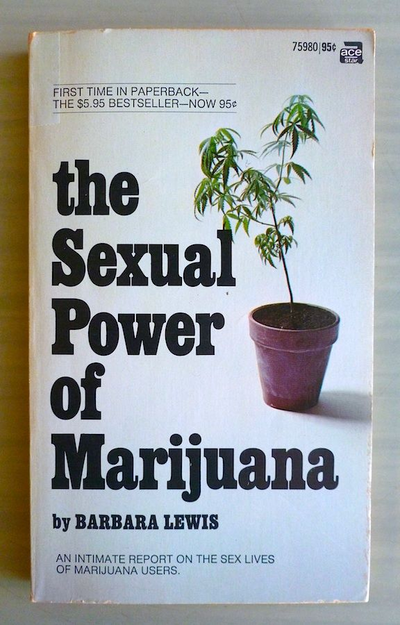 the sexual power of marijuana barbara lewis pdf