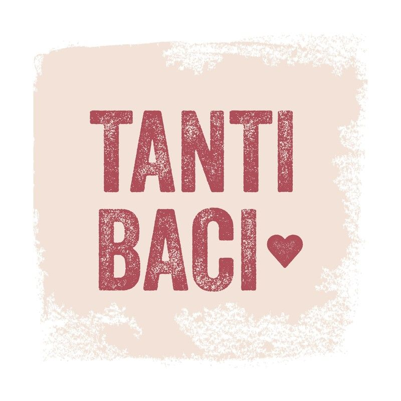 Tanti Baci by Olivia Raufman for Minted