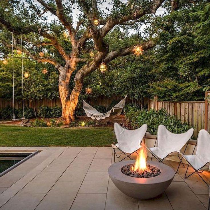 Wunderschöne 60 wunderschöne Garten-Garten-Design-Ideen und Remodel coachdecor.com #gartenlandschaftsbau