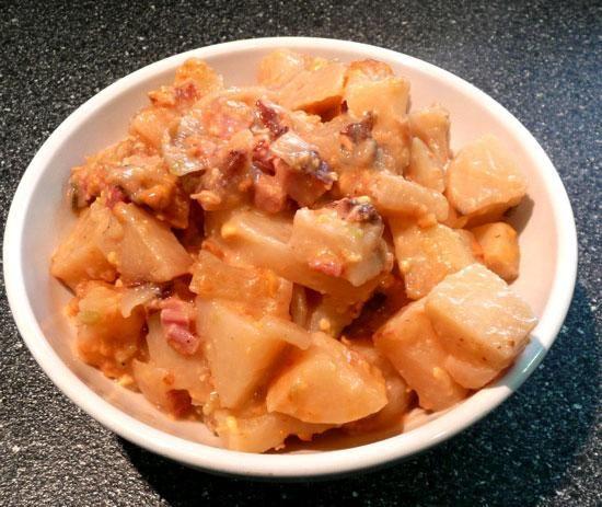 Weight Watchers Crock Pot Ideas: Weight Watchers Crock Pot Ham & Potatoes Au Grautin