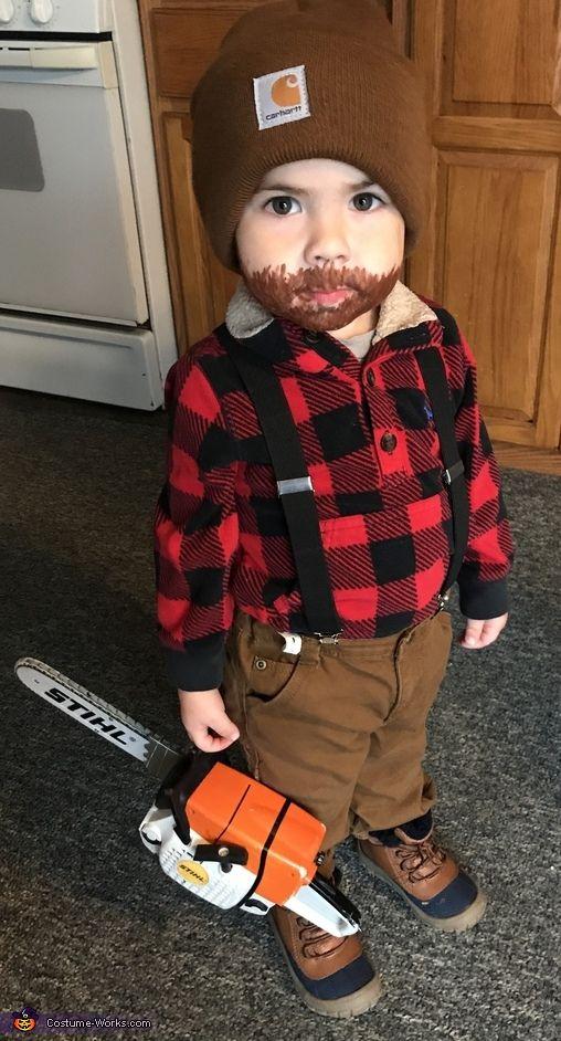 Mini Lumberjack - Halloween Costume Contest at Costume-Works.com