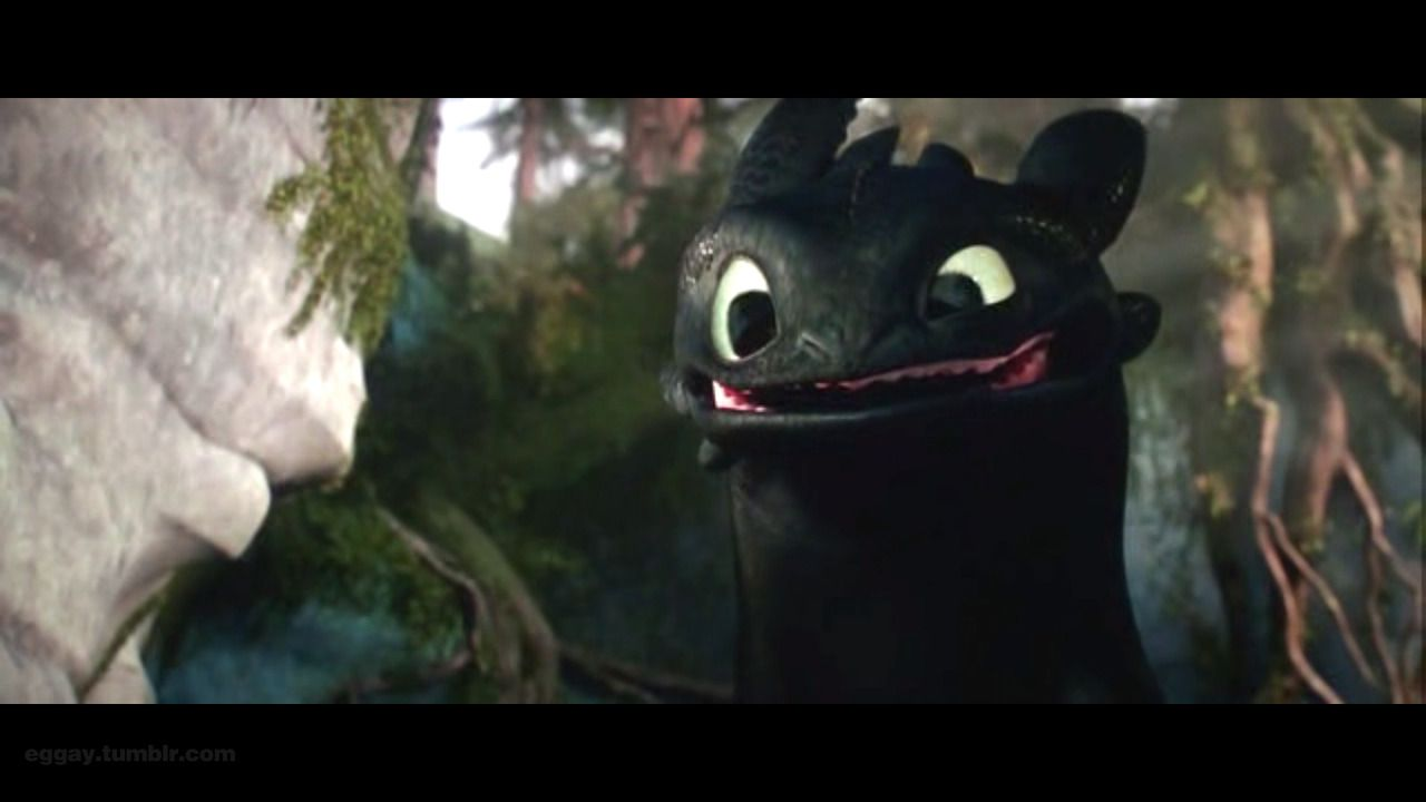 Smile Toothless 8230 Toothless Magical Creatures Toothless Tattoo
