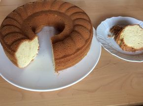 Rodonkuchen, einfach, extra saftig