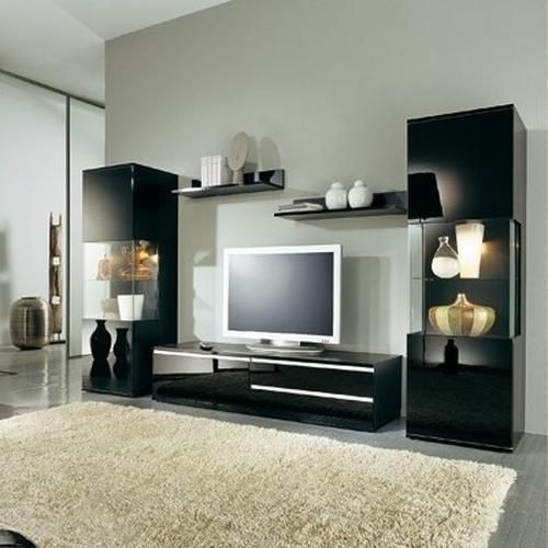 Everyone Can Build A Living Room With Media Center Or PC Area Where They