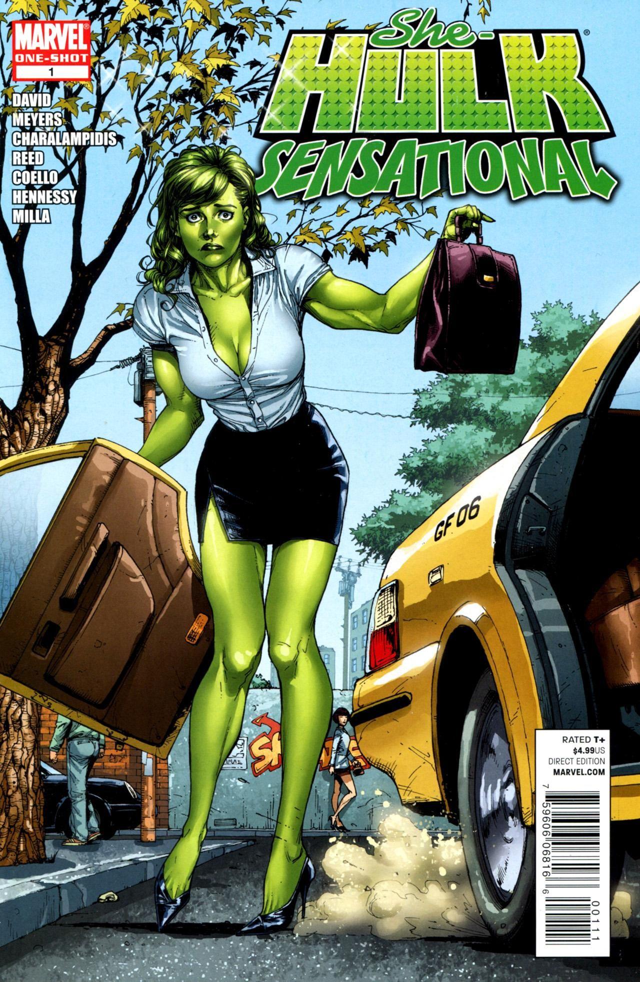 Hulk Fucks She Hulk Best sexy she hulk   she-hulk_sensational_vol_1_1   mix - 2   pinterest