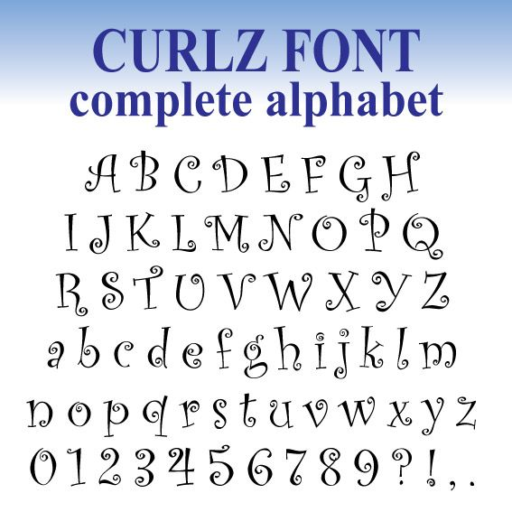 Fonts A Curlz Full Embroidery Mm Mm Mm  Buddy The Elf