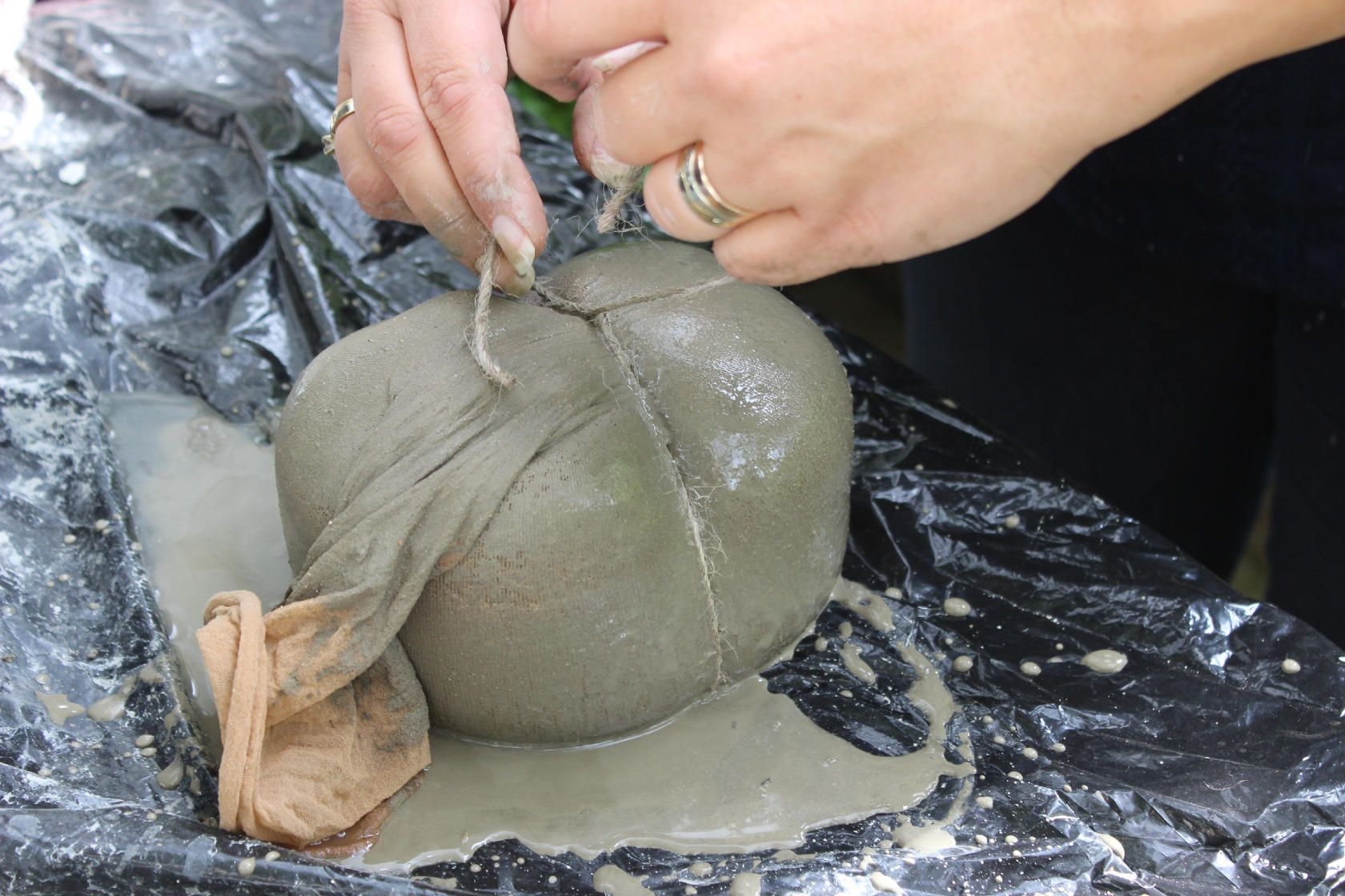 Глина с бетоном когда добавляют жидкое стекло в цементный раствор