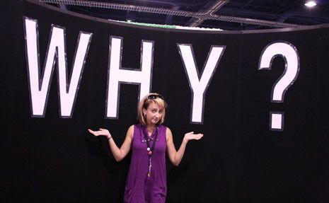 The business of blogging: Why do you blog?