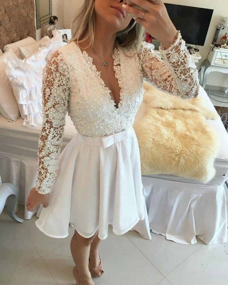 Pin By Jessica Wiltshire On Getting Hitched White Lace Dress Short Lace White Dress Lace Dress [ 1000 x 800 Pixel ]