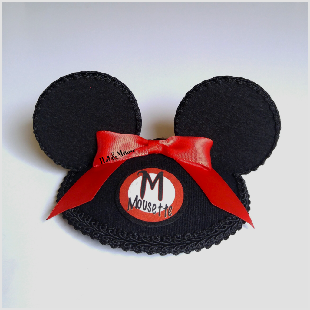 008f1fa4e2ff6 A disney mouseketeer inspired fascinator for pinup