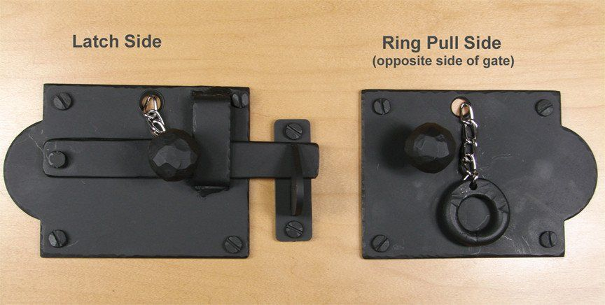 Image Result For Double Sided Sliding Gate Latch
