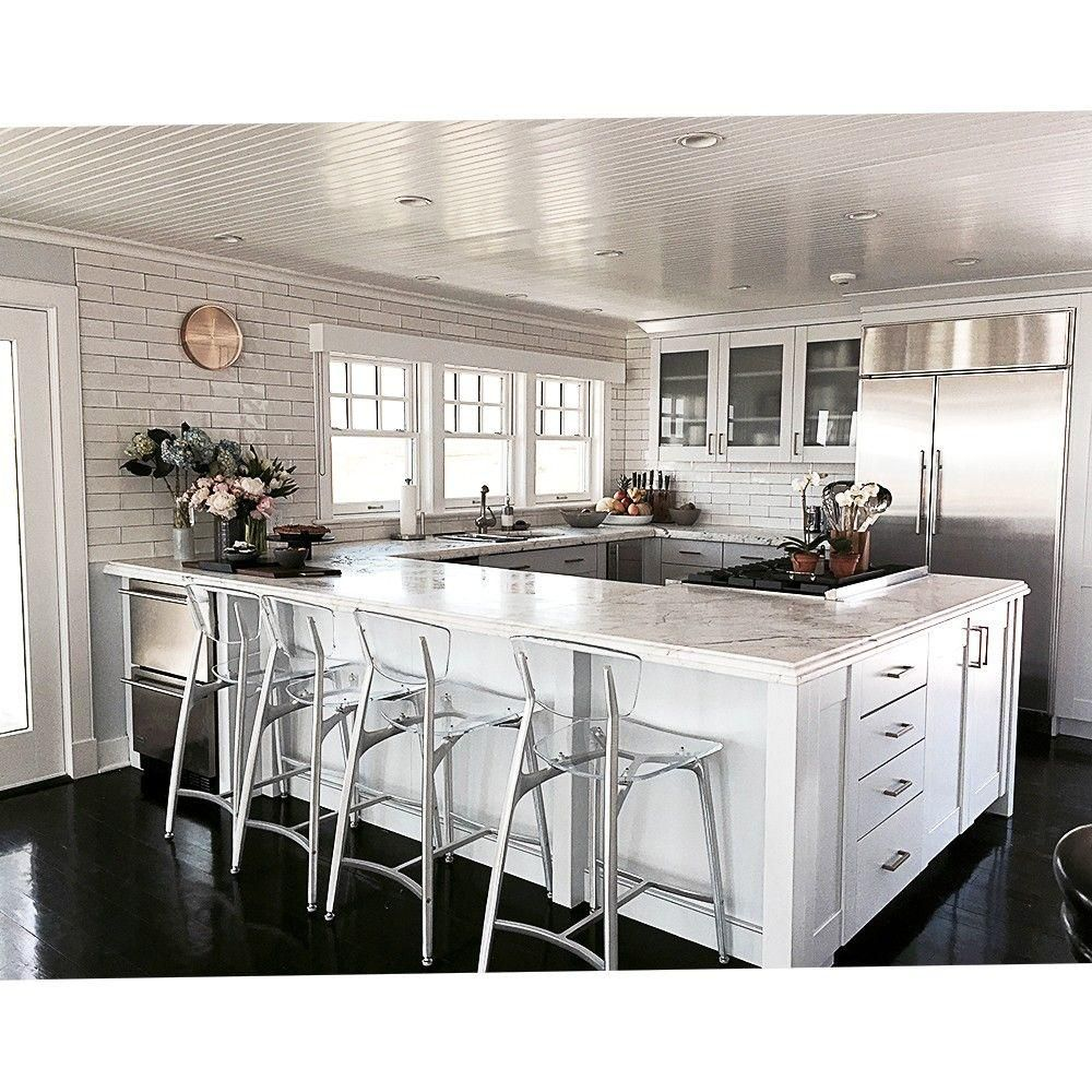 Ivy Hill Tile Catalina White 3 in. x 12 in. x 8 mm Ceramic ...