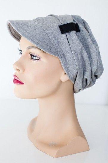 0089cd2e6ea hovedbeklædning til kræftramte kvinder   nähen Kopfbedeckung ...