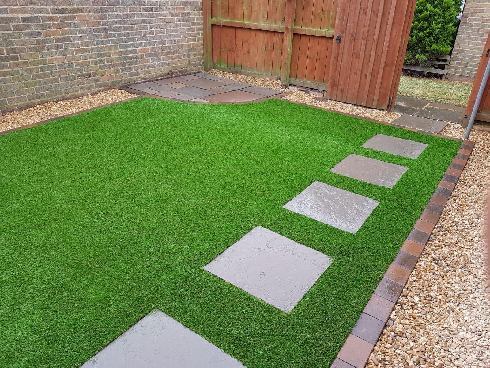 Staggering Backyard Ideas With Artificial Grass - yentua.com