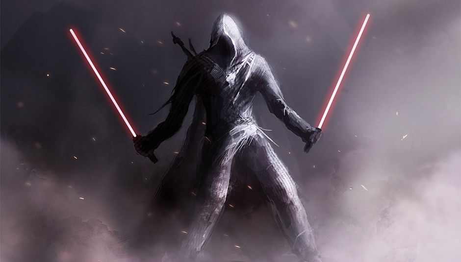Darth Revan The Most Badass Character In Star Wars Star Wars Music Sith Warrior Star Wars Artwork