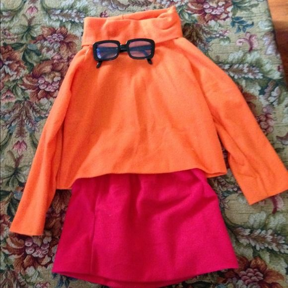 Vilma costume Vilma costume size small for toddler worn once Dresses