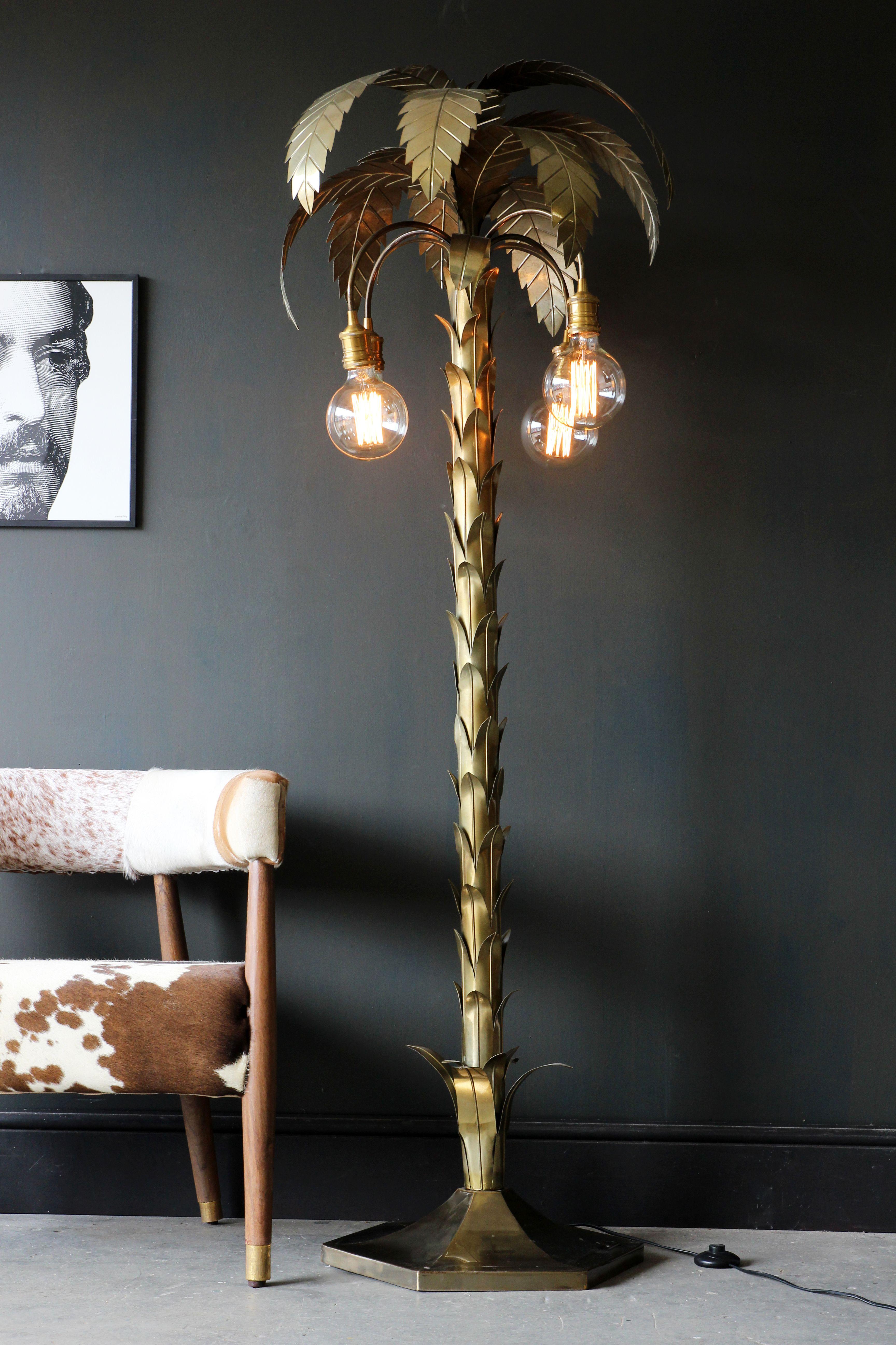 Palm Tree Floor Light Rockett St George Tree Floor Lamp Floor