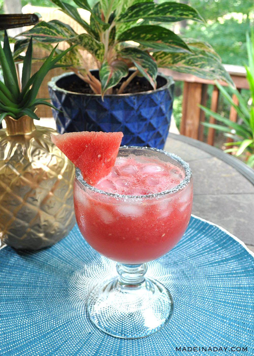 La Sandia Watermelon Margarita Recipe Recipe Watermelon Margarita Margarita Recipes Watermelon