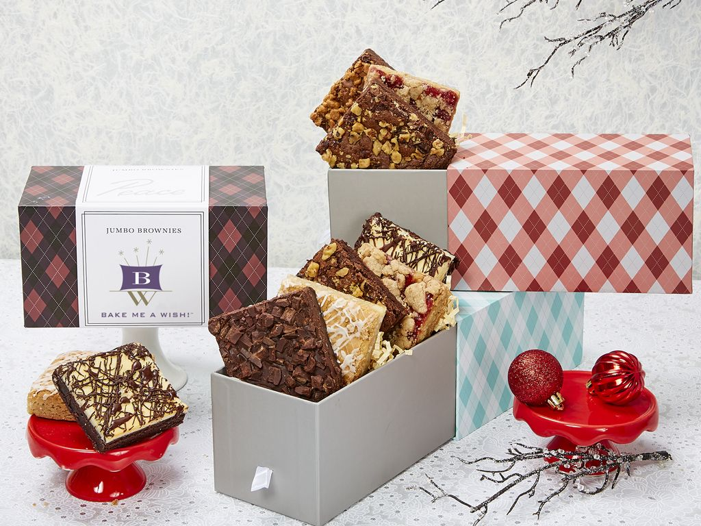 Pin by Bake Me A Wish on Cookie & Brownie Gifts for