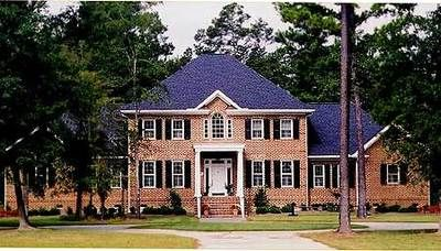 Plan 9150gu Four Bedroom Family Friendly Architectural Design House Plans Traditional House Plans Colonial House Plans