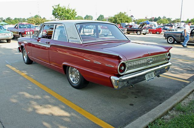 1962 Ford Fairlane 500 2 Door Sedan 6 Of 8 Ford Fairlane 500 Ford Fairlane Fairlane 500