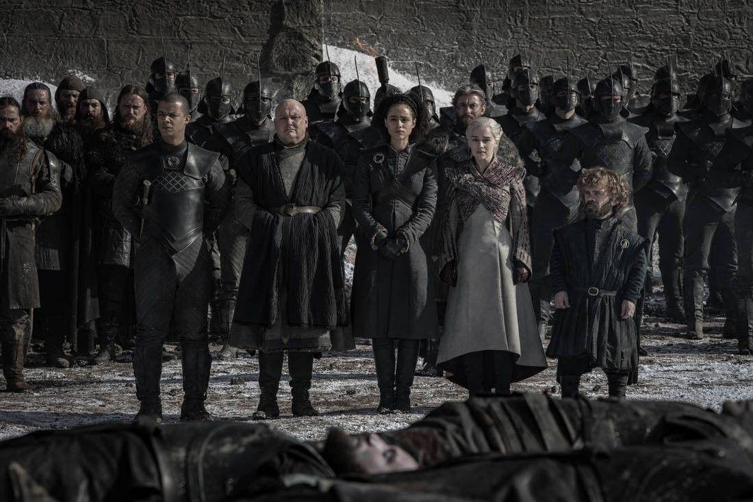 Game of Thrones photos S8E4 Daenerys' Team Game of