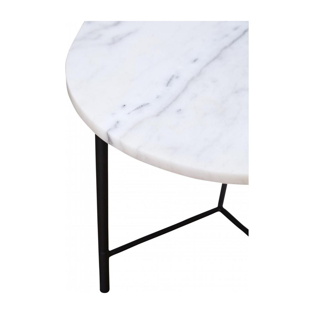 Goldie Table Basse Ovale Marbre Blanc Table Basse Ovale Table Basse Marbre Blanc Et Table Basse
