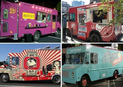 The food truck fever spreading across cities of the United States and beyond has infiltrated the contemporary art scene: