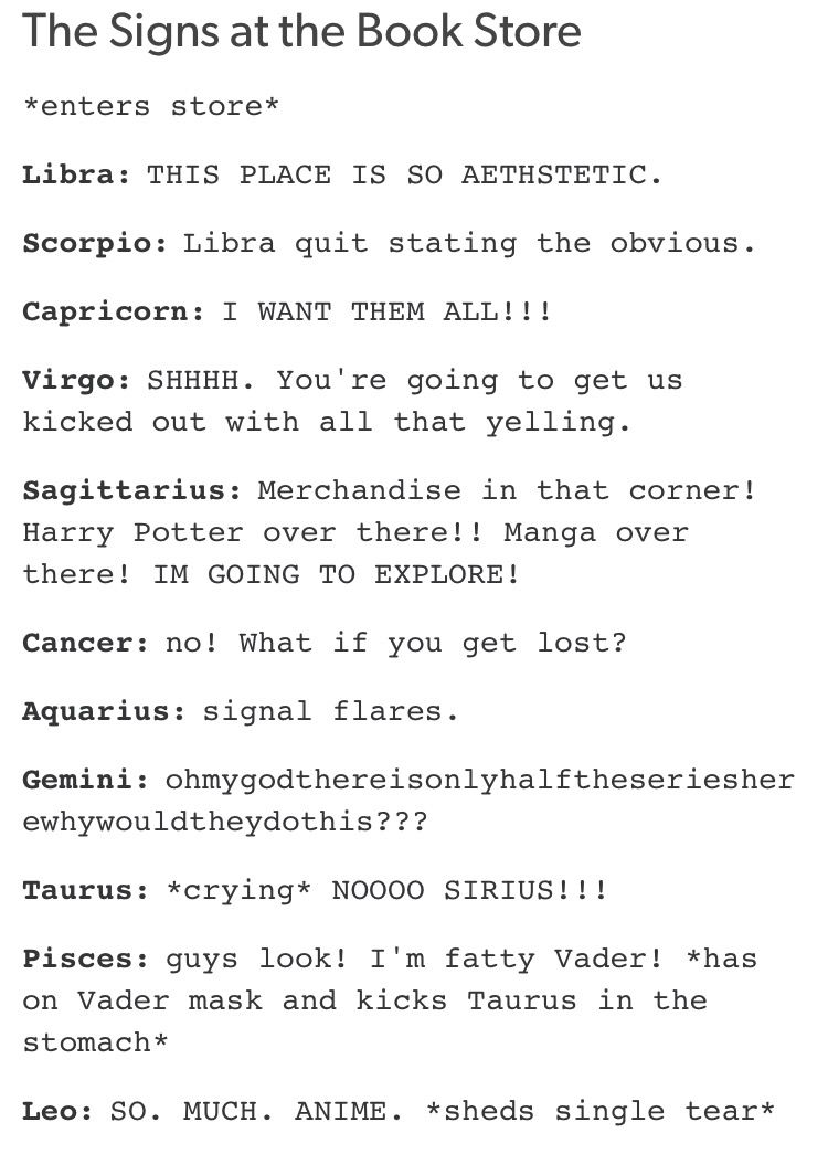 Zodiac squad