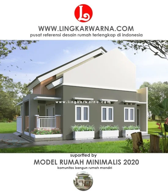Desain Rumah Minimalis Di Gang Sempit Rumah Minimalis Rumah Minimalis