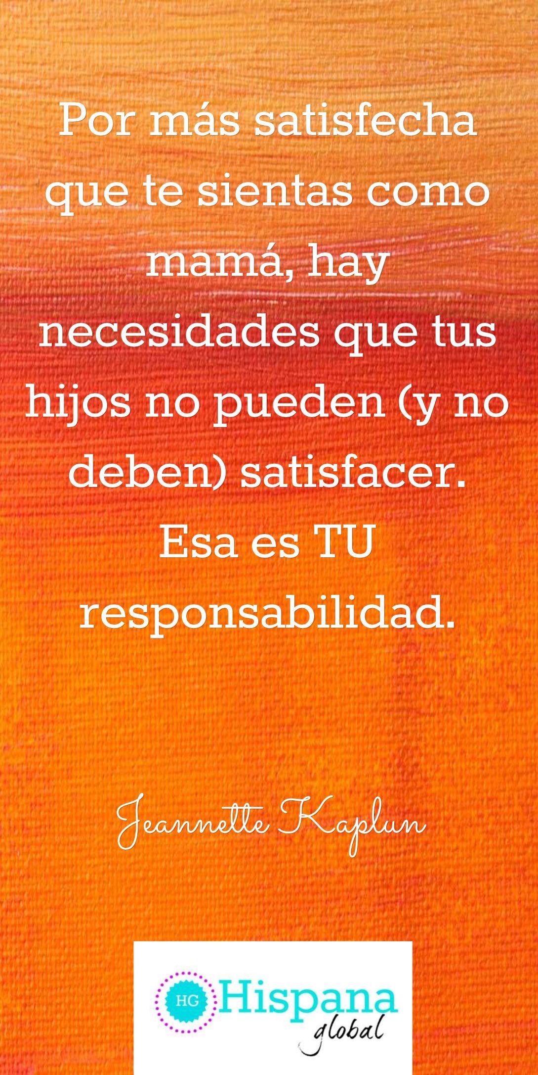 Ser madre no implica dejar de ser mujer   http://www.hispanaglobal.com/ser-madre-no-implica-dejar-de-ser-mujer/