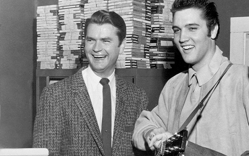 1923, Born on this day, Sam Phillips, founder of Sun Records, the ...