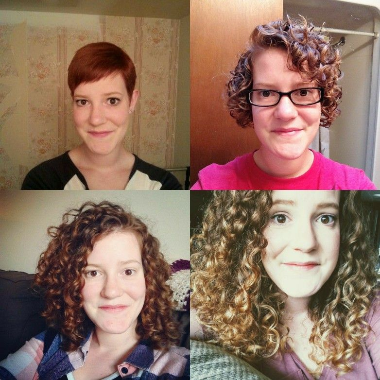 3 Years Of Hair Growth Went From A Super Short Pixie To A Bob To Now Long Hair Almost At My Goal Length Grey Curly Hair Super Short Pixie Curly Girl Method