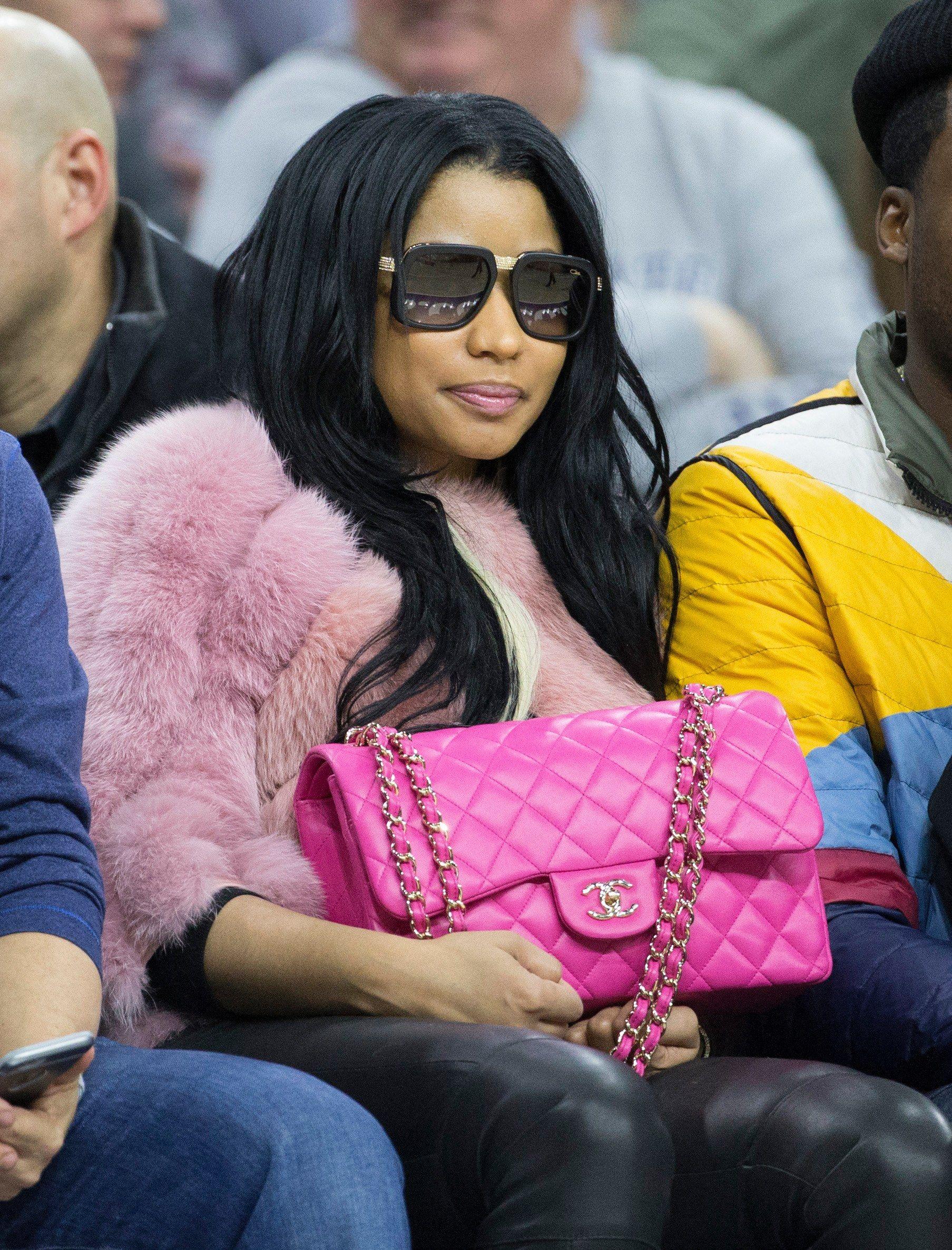 20543179c90097 Nicki Minaj Sunglasses   Nicki Minaj Sunglasses   Chanel, Cazal ...