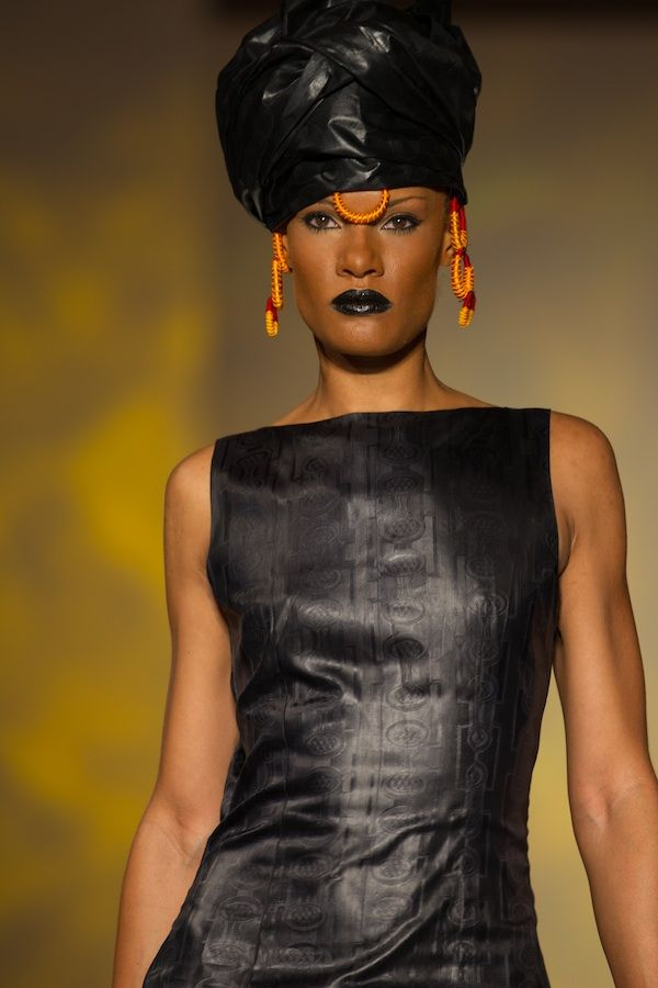 "Black Fashion Week In Paris By Adama Paris - Funky African Fashions - Funk Gumbo Radio: http://www.live365.com/stations/sirhobson and ""Like"" us at: https://www.facebook.com/FUNKGUMBORADIO"